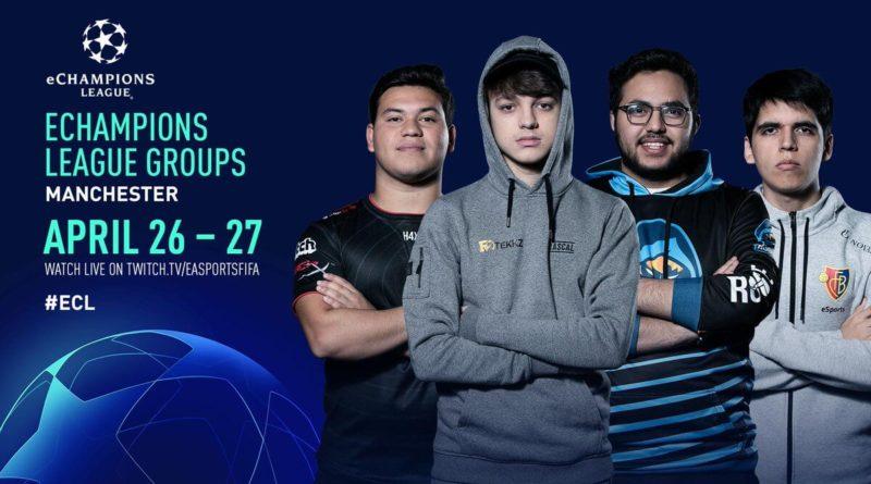 eChampions League FIFA 19 - 26 aprile 2019