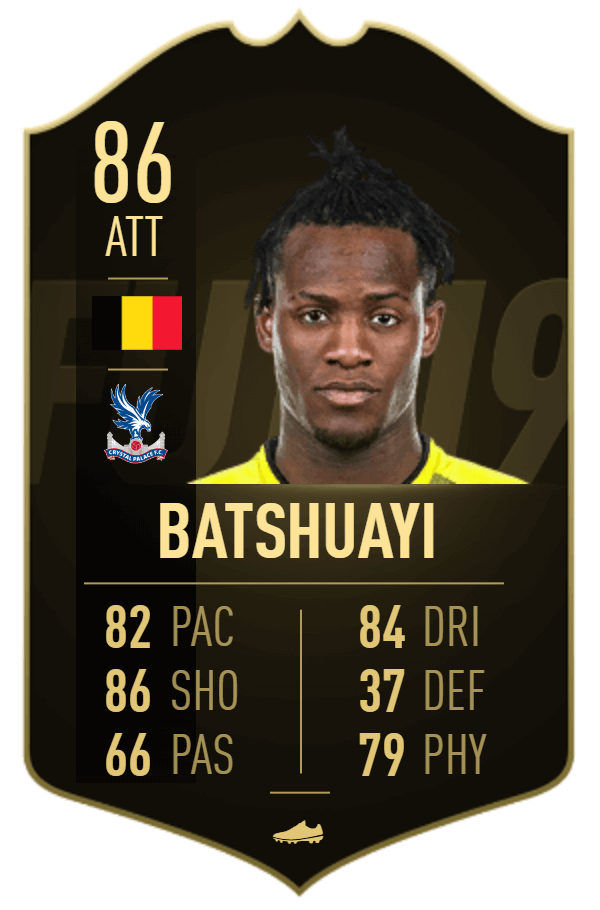 Batshuayi SIF 86 - TOTW 35 prediction
