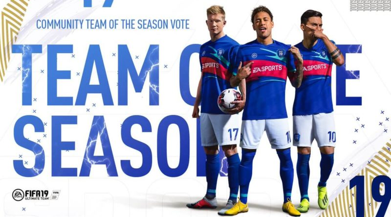 Community Team of the Season - Vota ora