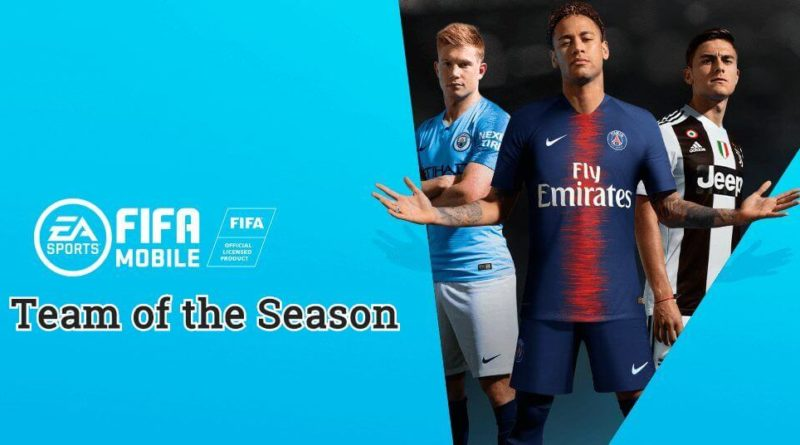 FIFA 19 Mobile - Team of the Season
