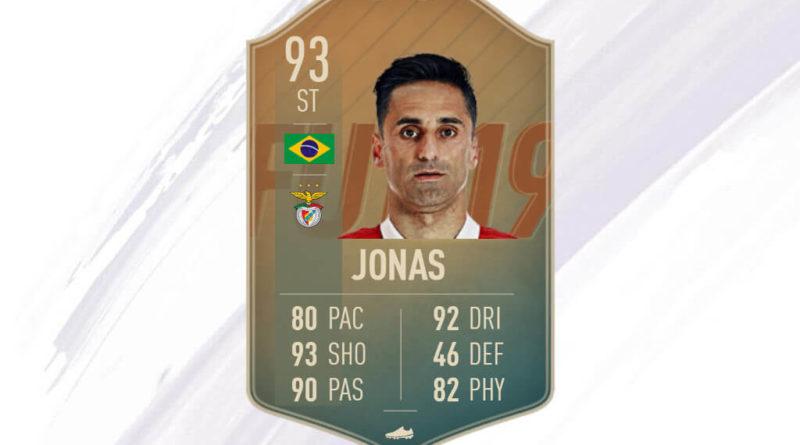 Jonas 93 TOTS flashback SBC