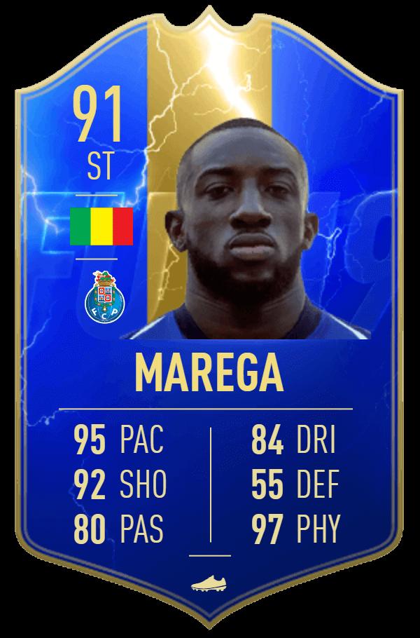 Marega TOTS 91 SCR