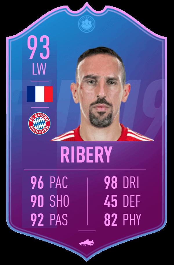 Ribery 93 End of an Era SBC
