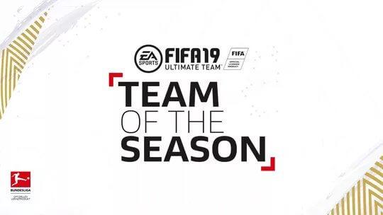 Vota il TOTS della Bundesliga