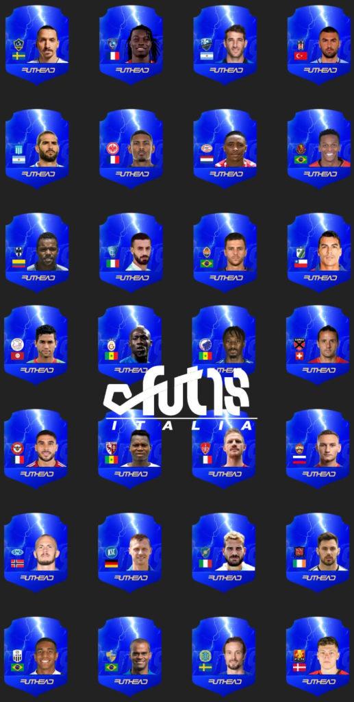 FIFA 19: attaccanti candidati al Community TOTS