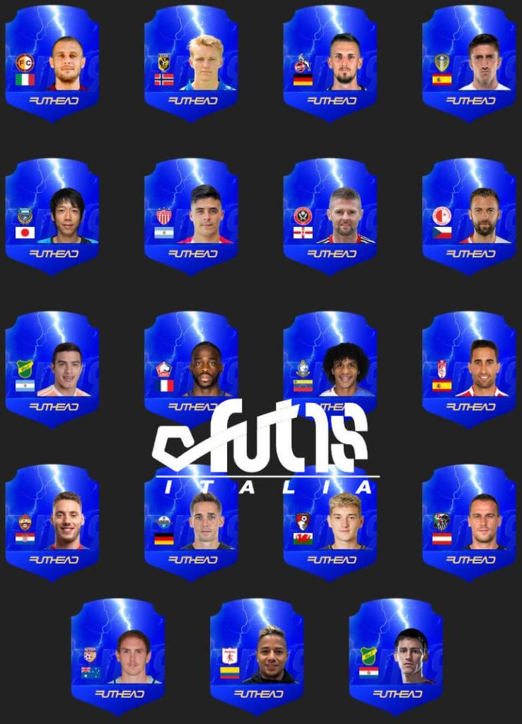 FIFA 19: centrocampisti candidati al Community TOTS parte 2