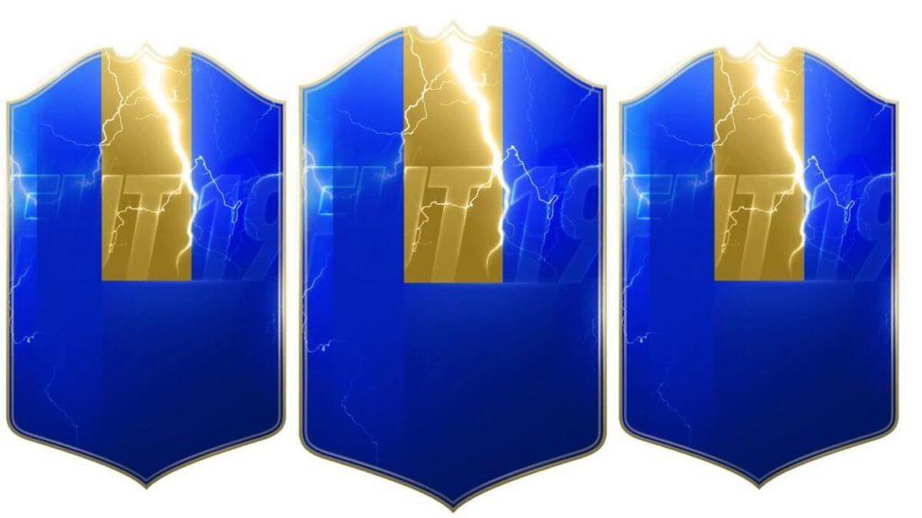 Design delle carte TOTS in FIFA 19