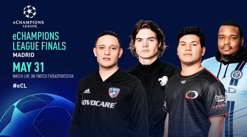 eChampions League Final - Madrid 31 maggio 2019
