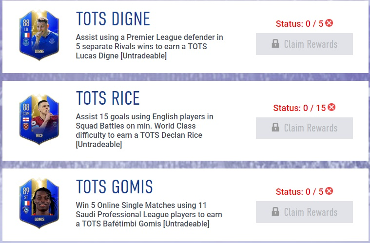 Obiettivi settimanali TOTS di Premier League e Saudi PRO League