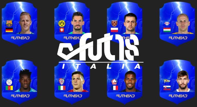 FIFA 19: portieri candidati al Community TOTS