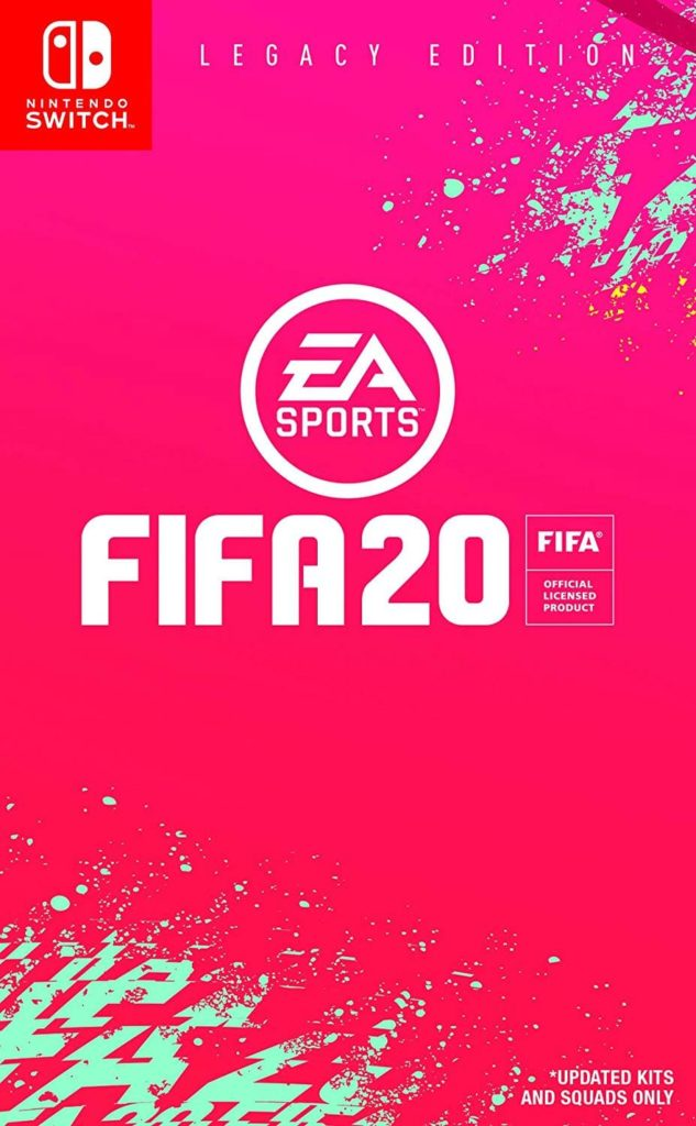 FIFA 20 Legacy Edition per Nintendo Switch