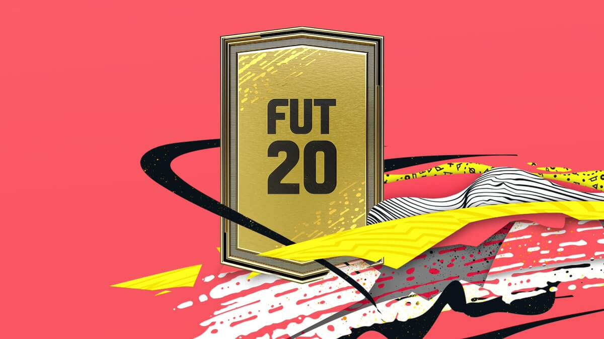 FIFA FUT 20 - Packs design