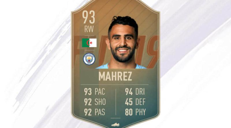Mahrez 93 TOTS flashback SBC
