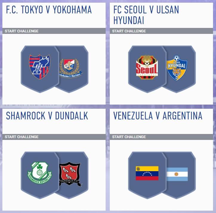 SCR incontri principali del 27 giugno - FIFA 19