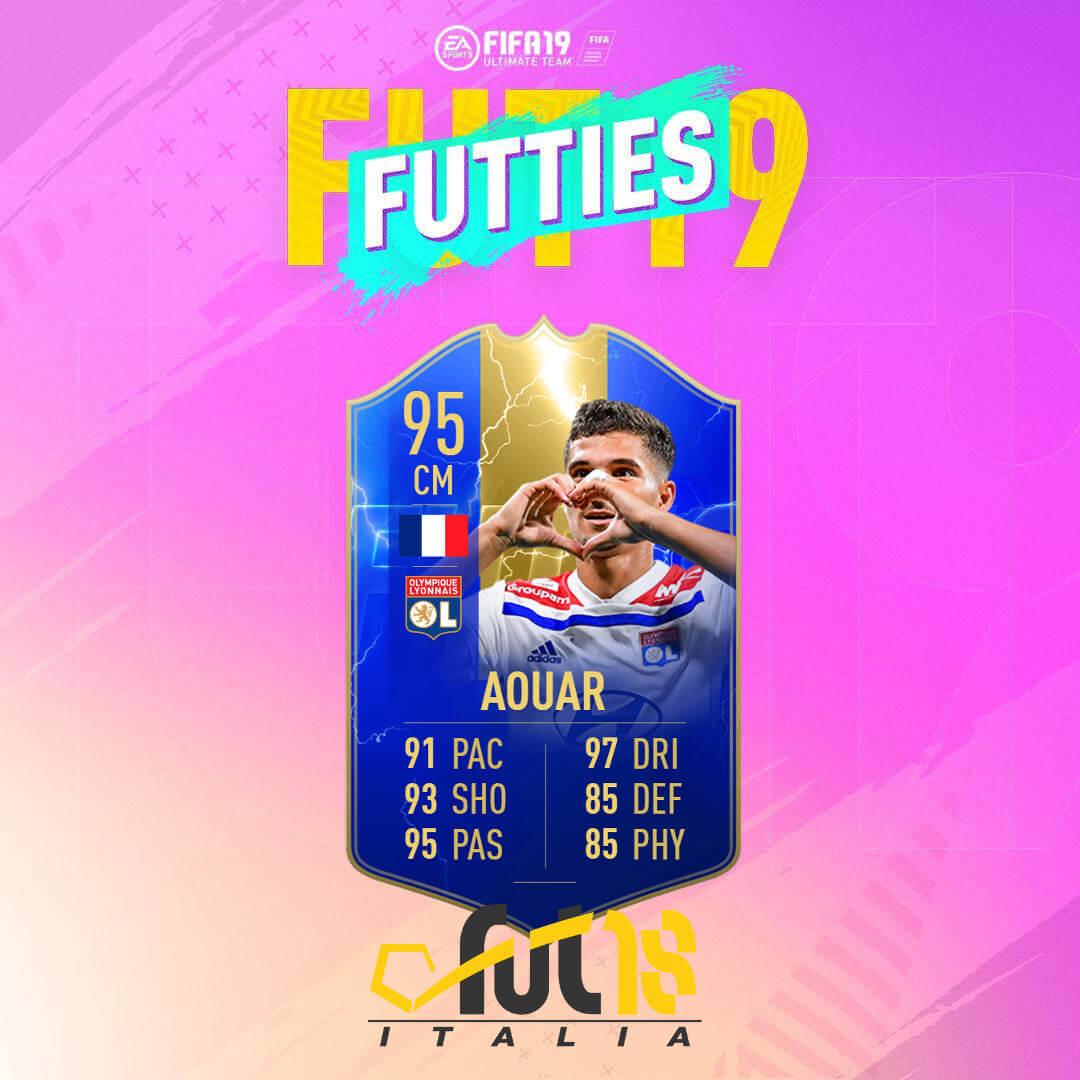 Aouar TOTS SBC - FIFA 19 Futties