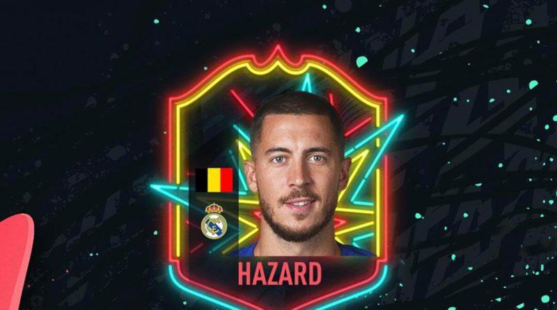 Eden Hazard Ones to Watch in FIFA 20 Ultimate Team