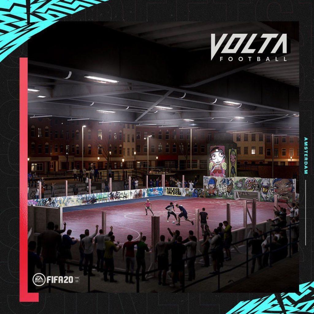 FIFA 20 Volta Football - Stadio di Amsterdam