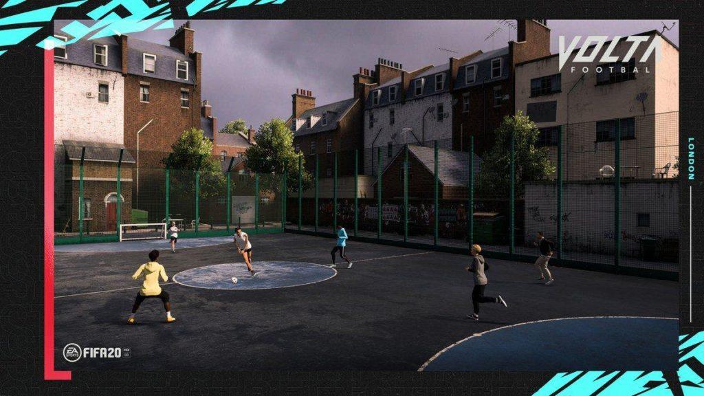 FIFA 20 Volta Football - Stadio di Londra