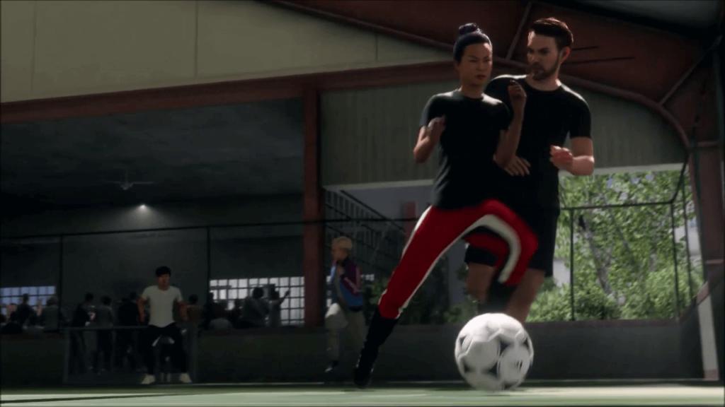 FIFA 20 - Volta Football screenshot