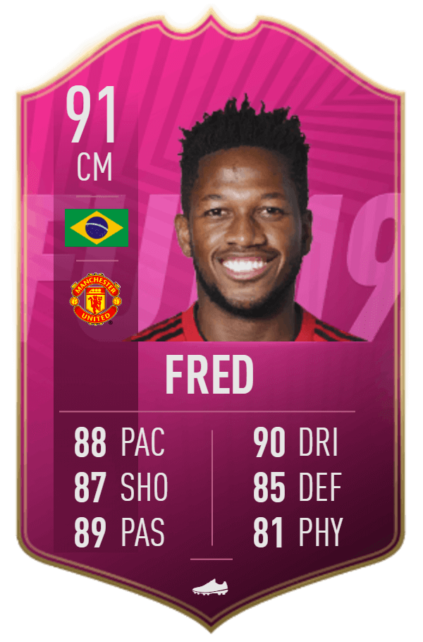 Fred 91 Futties SBC