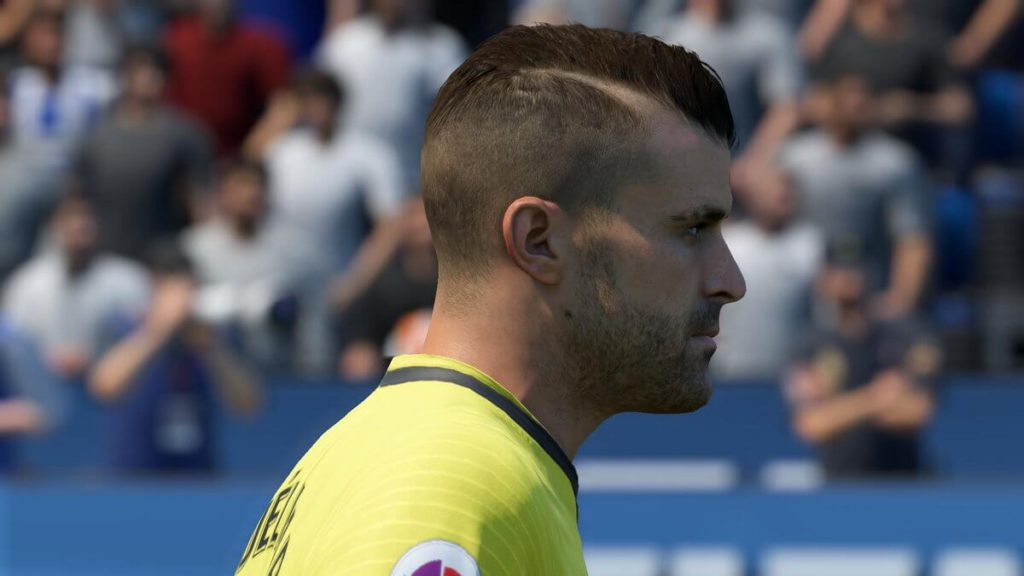 FIFA 19 - Ivan Cuellar face scan