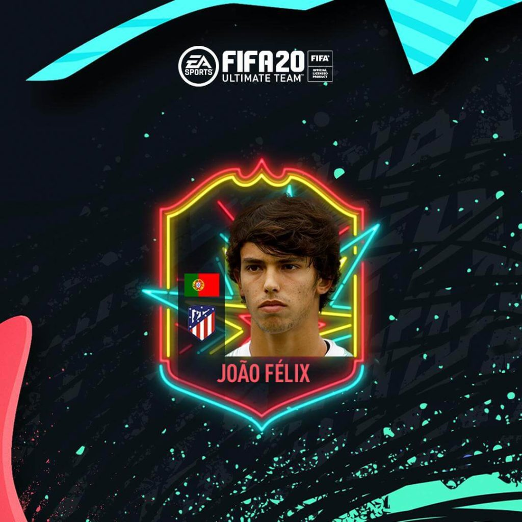 Joao Felix Ones to Watch in FIFA 20 Ultimate Team