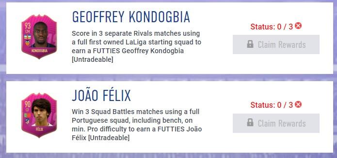 Kondogbia e Joao Felix Futties negli obiettivi settimanali