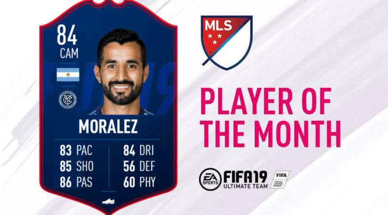 Maximiliano Moralez POTM MLS di giugno