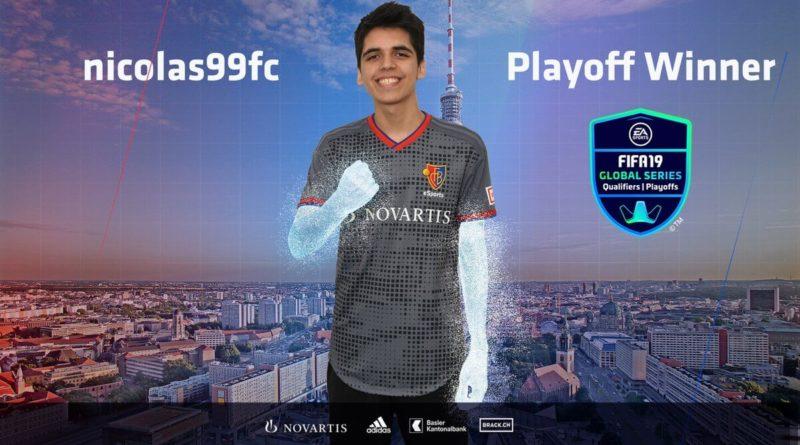 Nicolas99fc vince i playoff PS4 di FIFA 19