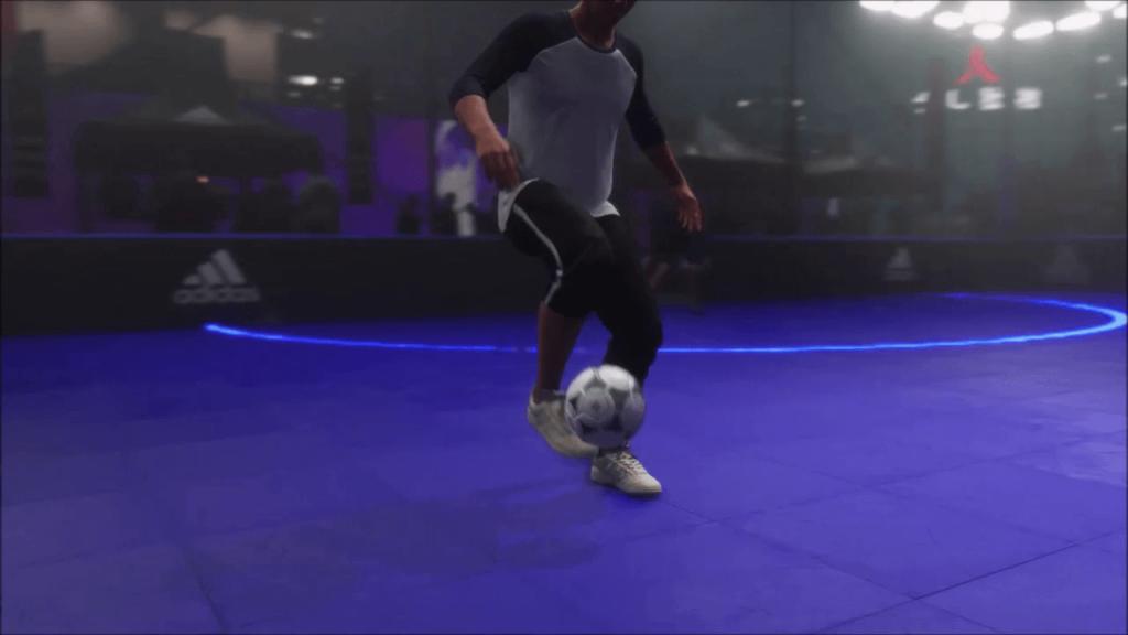 FIFA 20 - Volta Football skills