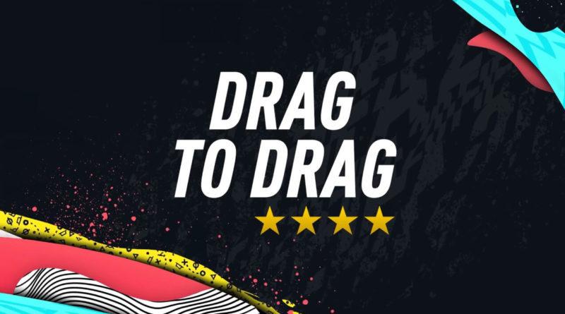 FIFA 20 - Come realizzare la skill drag to drag