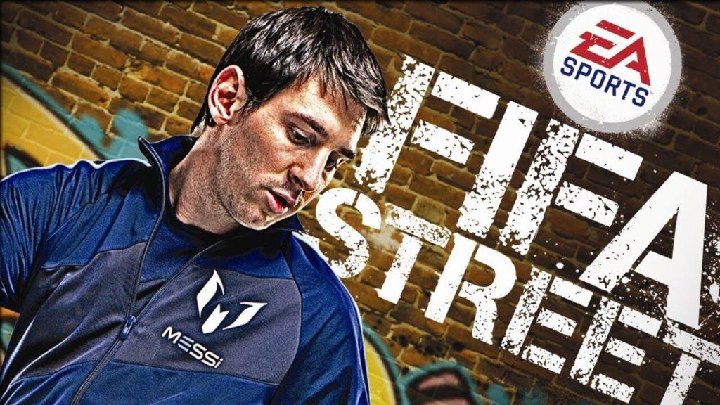 EA Sports FIFA Street - 2005