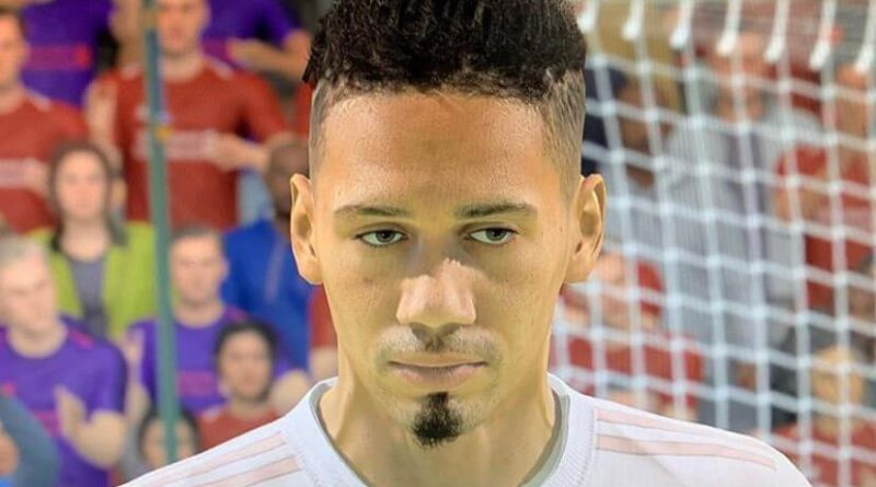 Chris Smalling - Face scan FIFA 20