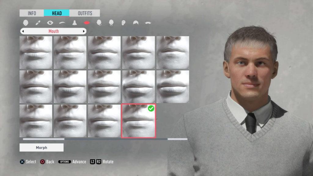 Personalizzazione del viso dell'allenatore - FIFA 20 modalità carriera