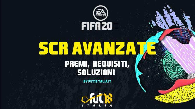 FIFA 20 - Sfide creazione rosa avanzate