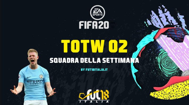 FIFA 20 - Team of the Week 02