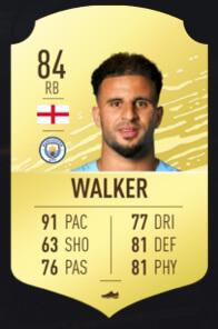 Walker - FIFA 20 Ultimate Team