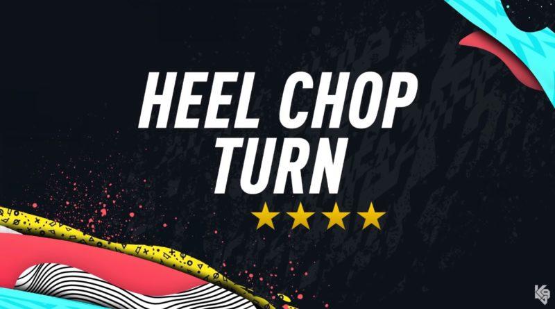 FIFA 20 - Come realizzare la skill heel chop turn