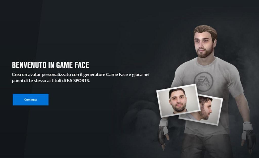 Game Face per FIFA 20