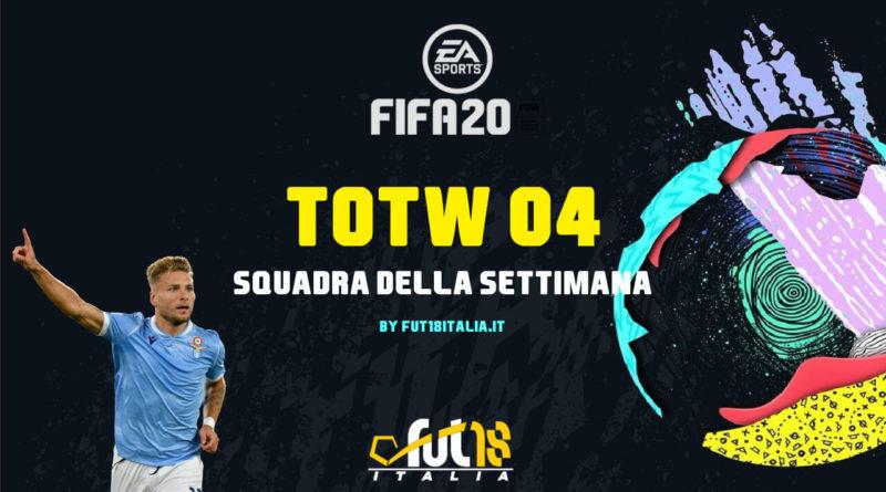 FIFA 20 - Team of the Week 4