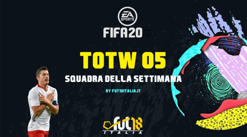 FIFA 20: Team of the Week 5