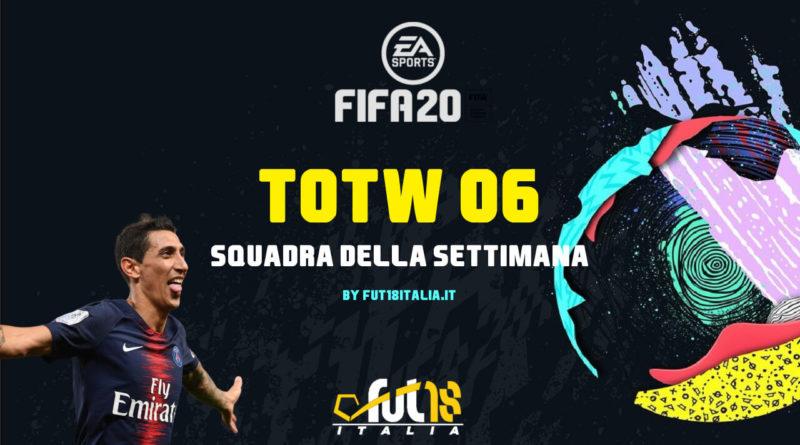 FIFA 20: TOTW 06