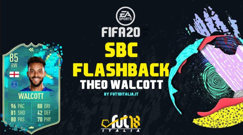 FIFA 20: Theo Walcott flashback SBC