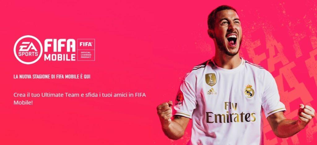FIFA Mobile: la nuova stagione 2020