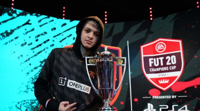 F2Tekkz: vincitore della FUT Champions Cup Stage 1 in FIFA 20