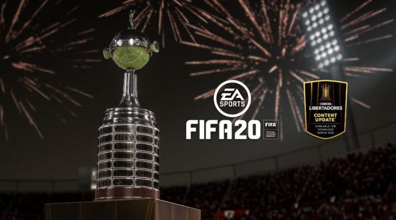 FIFA 20: Conmebol Libertadores in arrivo con un aggiornamento gratuito