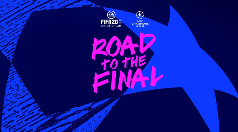 FIFA 20: Road to the Final