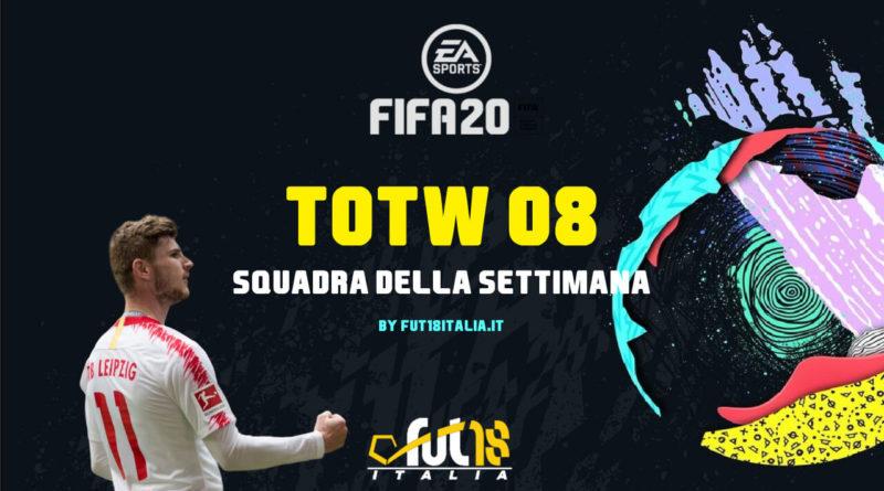 FIFA 20: TOTW 08