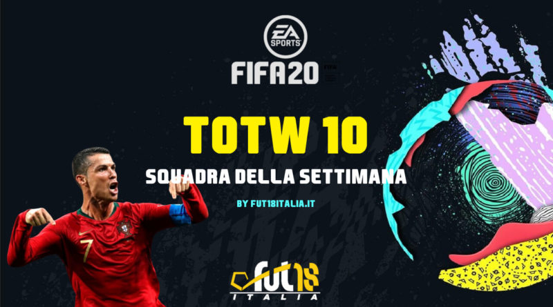 FIFA 20: Team of the Week 10