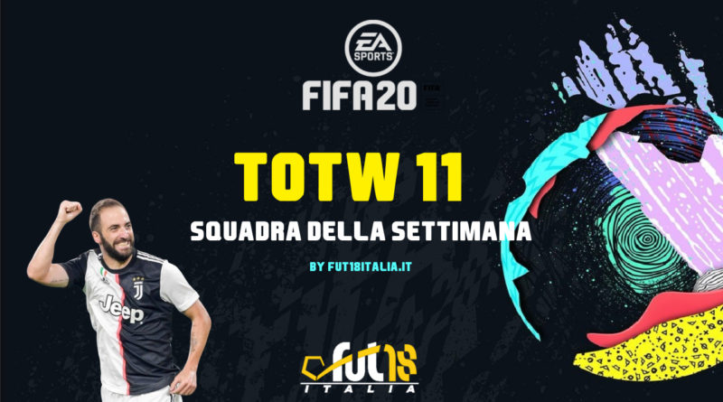 FIFA 20: Team of the Week 11